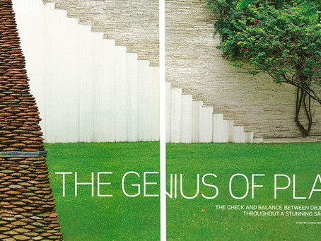 The Genius of Place - Garden Design