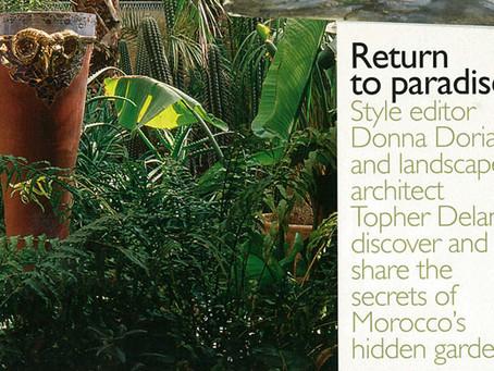 Return to Paradise - Garden Design