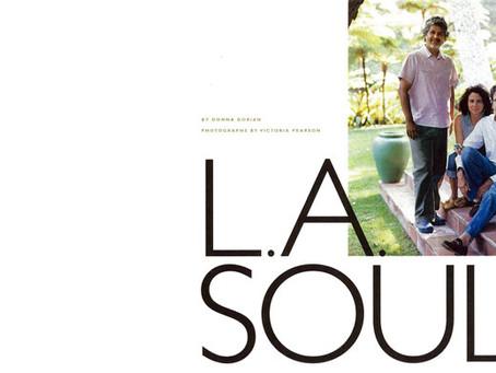 LA Soul - Garden Design