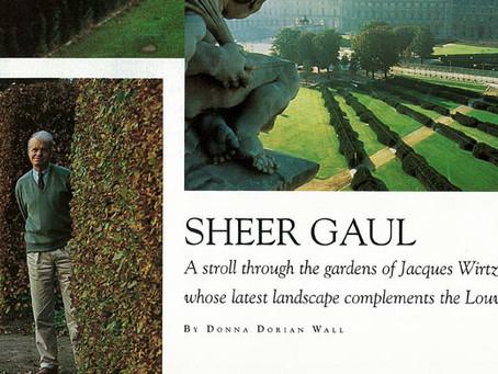 Sheer Gaul - House Beautiful