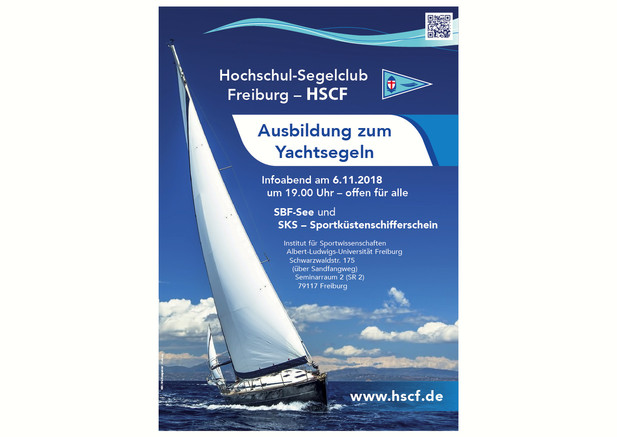 HSCF Hochschul- Segelclub Freiburg e.V.