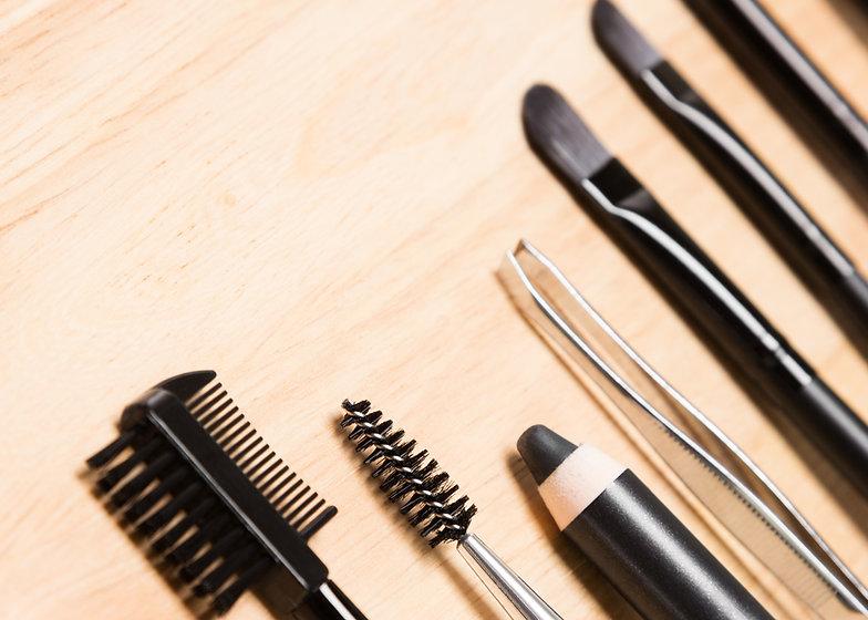 Eyebrow Shaping Tools