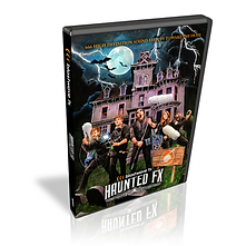 Haunted FX Sound Effects Library