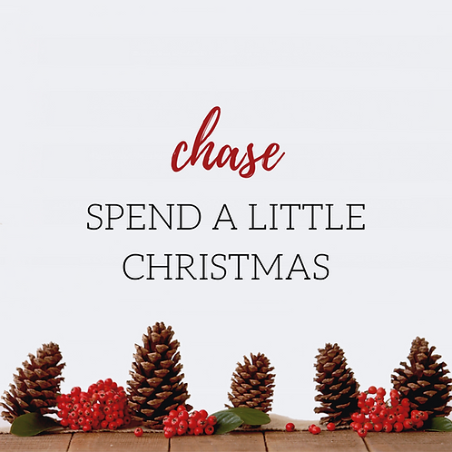 Spend a Little Christmas With Me