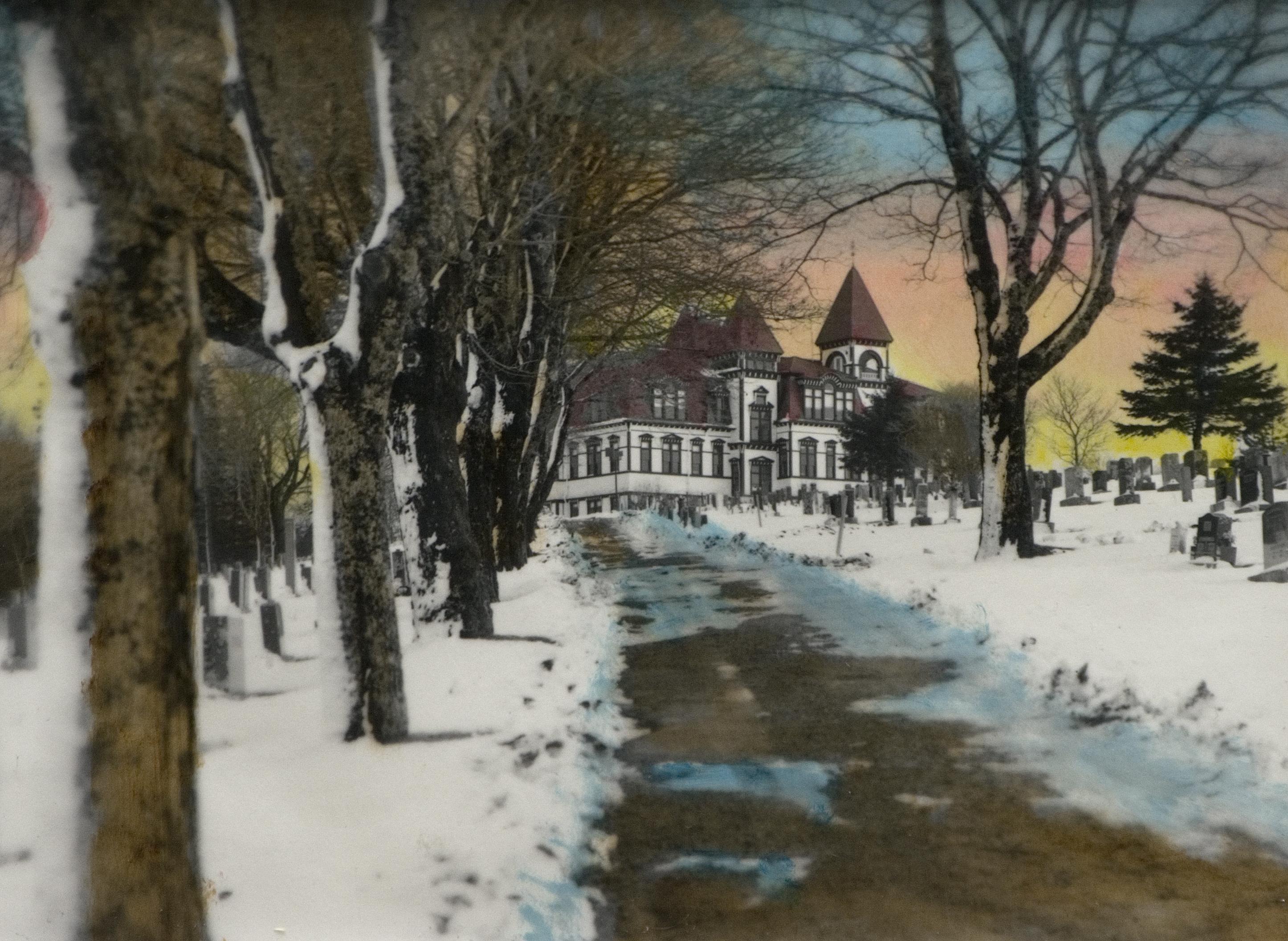 hillcrest winter