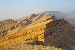 The Big Makhtesh (crater)