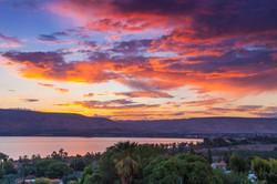 The Kinneret (Sea of Galilee)