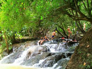 The Rainy Season in Aonang, Thailand