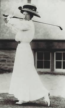 Vandaag gaat het over golf.