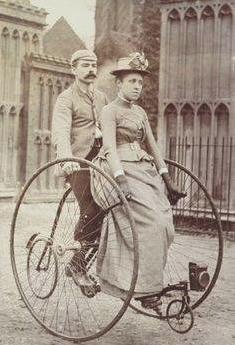 Vandaag gaat het over fietsen.
