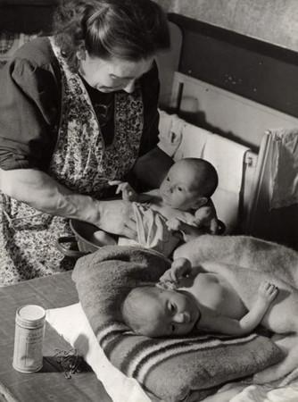 Vandaag gaat het over baby's.