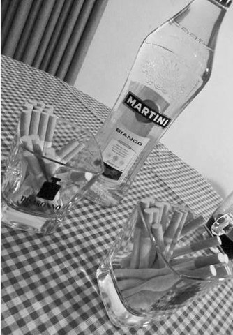 Vandaag gaat het over A-cohol.