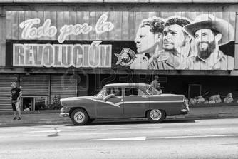 Vandaag gaat het over Cuba.