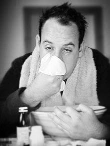 Vandaag gaat het over griep.