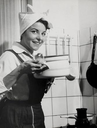 Vandaag gaat het over koken.