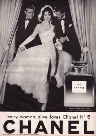 Vandaag gaat het over parfum.