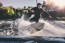 Erik Bergstrom - Green Wave Bend