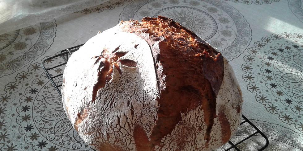 BETELT! Kézműves kovászos kenyér készítése 2. alk. - gyakorlat  ÚJ CSOPORT!