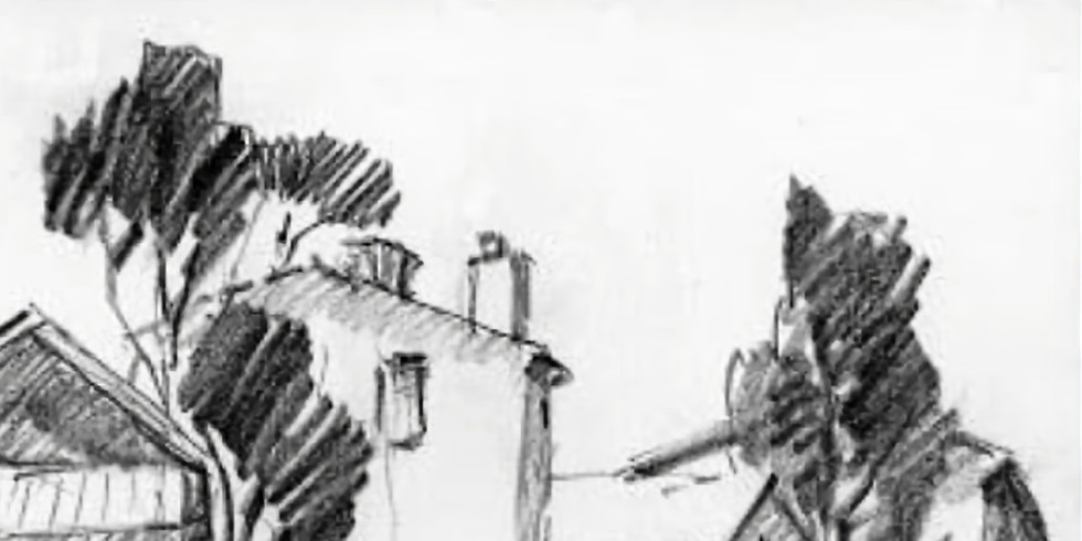Nyári Festő Műhely Mándics Mariannal - Tárgy és természet kapcsolata (kroki a szabadban) 3 alk. 3.