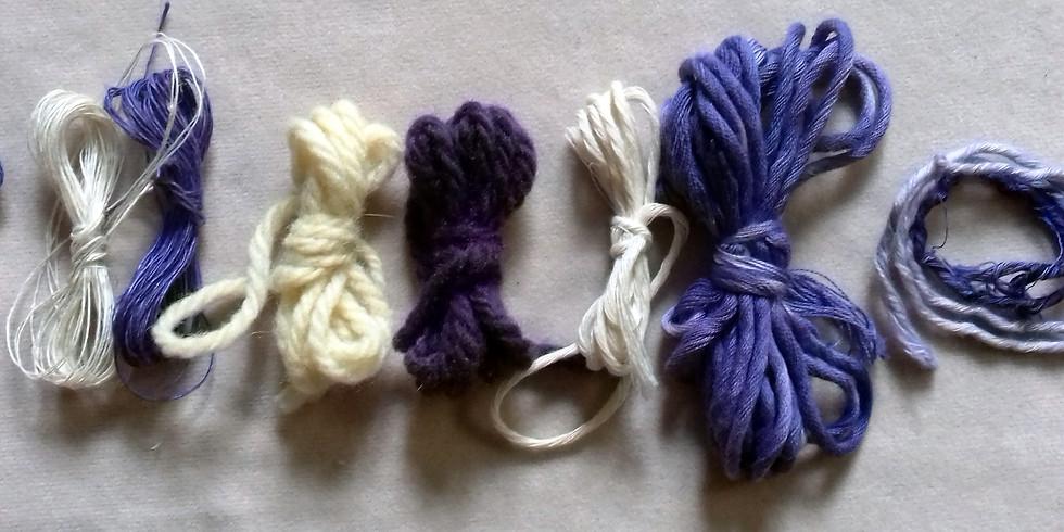 Felnőtt NEKEM Műhely 1. - Textilfestés, selyemsál, rongyszőnyeg (2. alk)