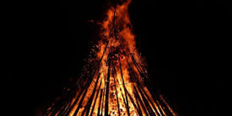 Alkotó Részecskék: Szent Ivánra hangolódva: a tűz (családi foglalkozás)