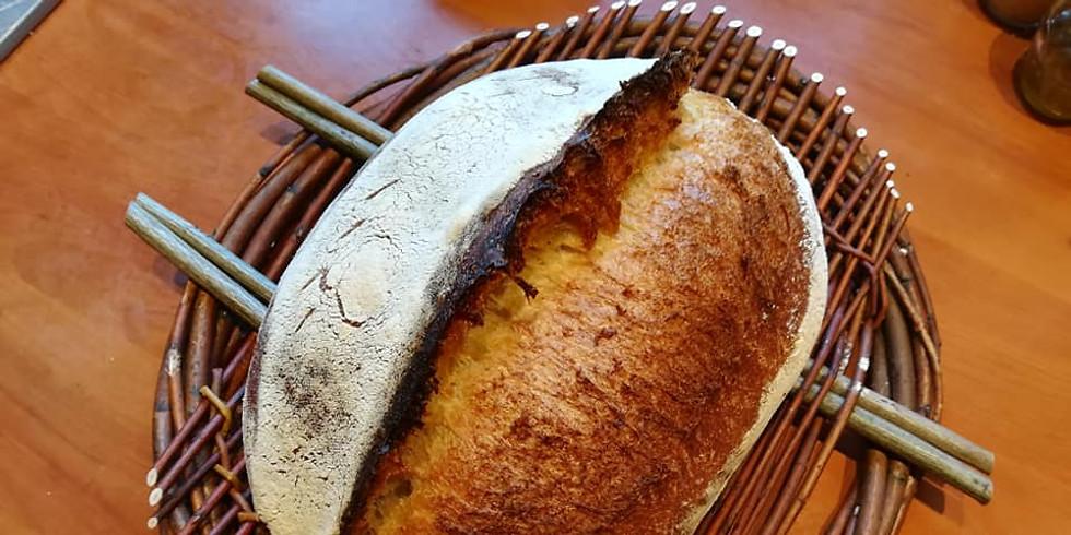 BETELT! Kézműves kovászos kenyér készítése 1.  (2 alkalom)