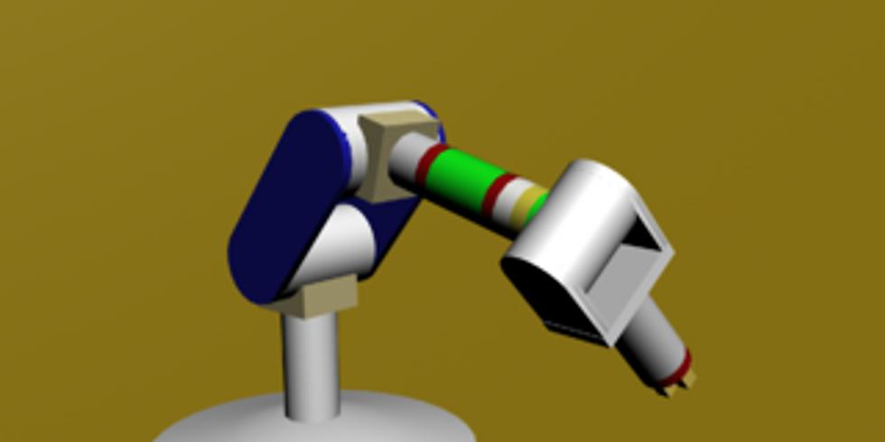 Robotkar építő (Alkotó Részecskék)
