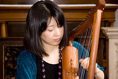 medieval harp Rie