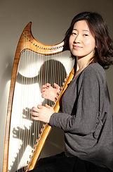 medieval harp