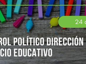 Informe de Control Político a la Dirección de Servicio Educativo