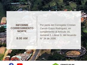 Informe Corregimiento Norte