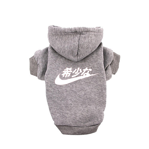 CONCEPT GRAY HOODIE