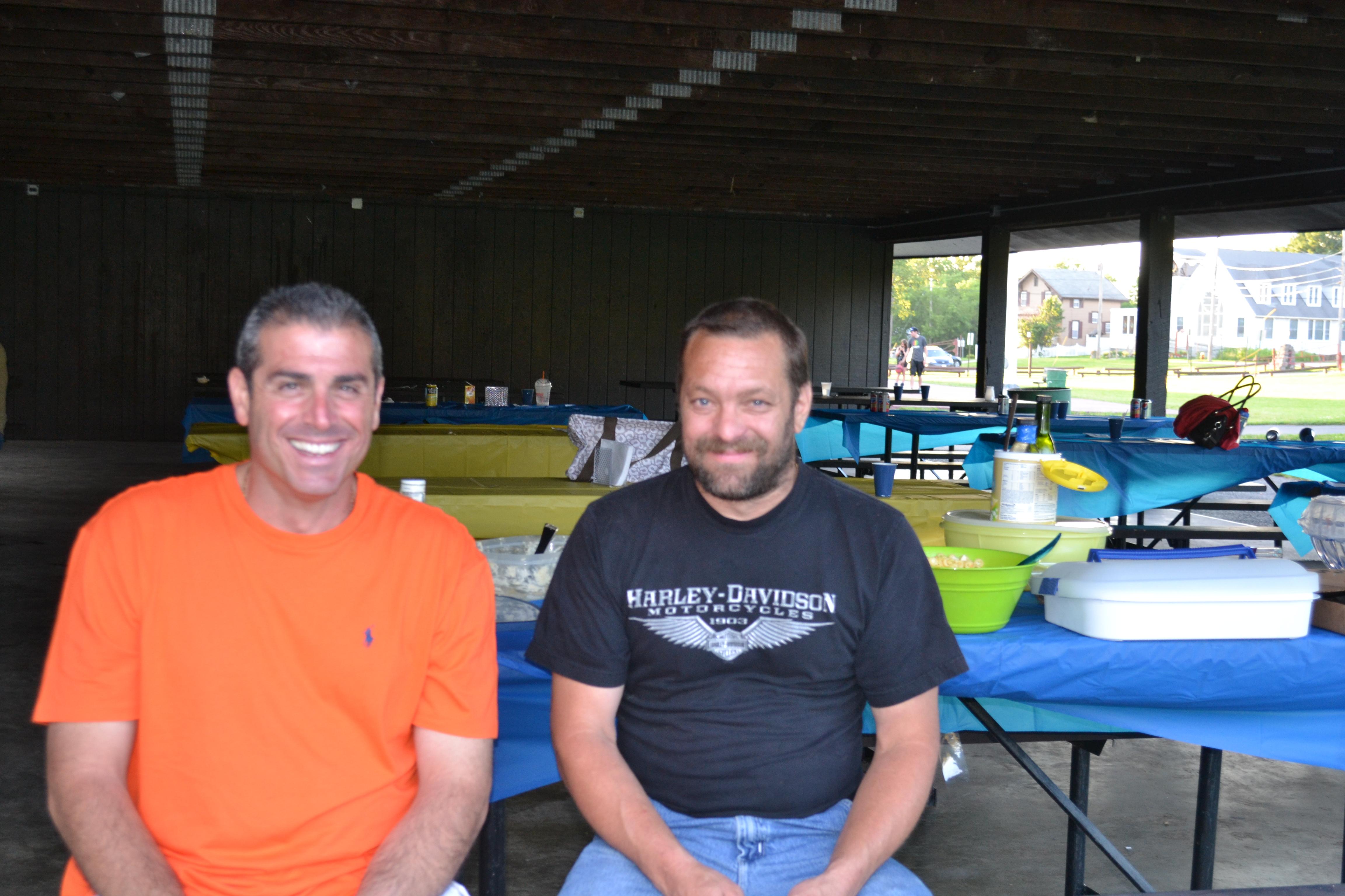 Jeff & Paul