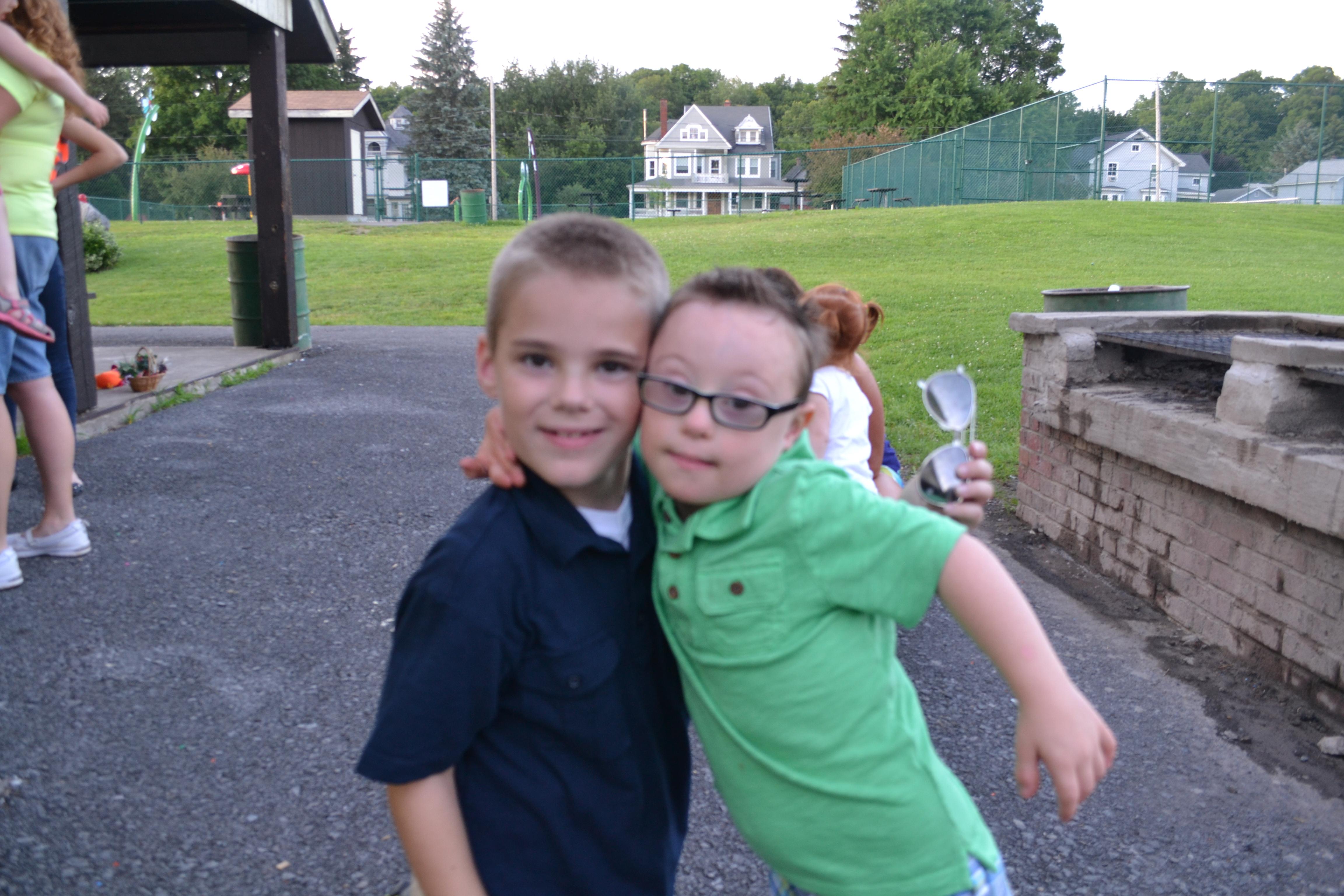 Luke & Brody