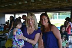 Angelina, Kelly & Christine