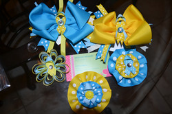 Hair Bows by Stacey Caruso