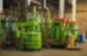 Производство прпитки ПС-1 и ее разновидностей