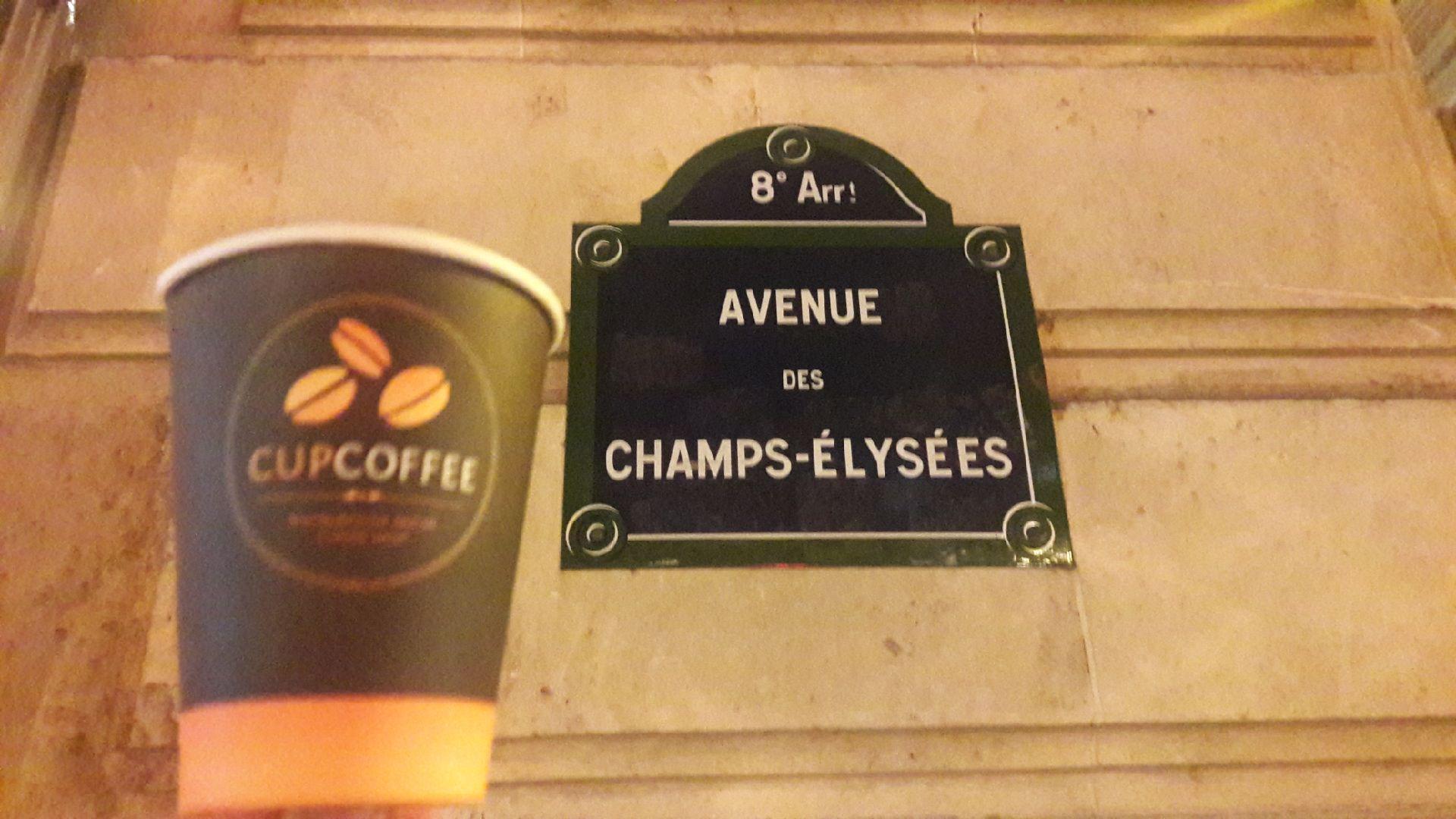 Cup Paris 3
