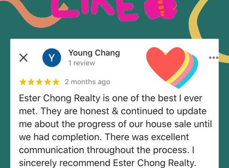 This week's client's review