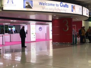 Crufts 2018! My First Visit