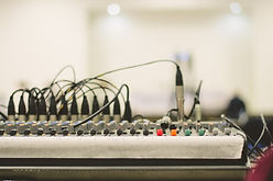 Mixing Console