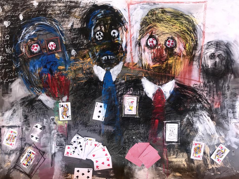 The card game /Umdlalo wamakhasi