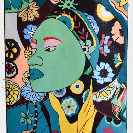Green  Lady (2020)