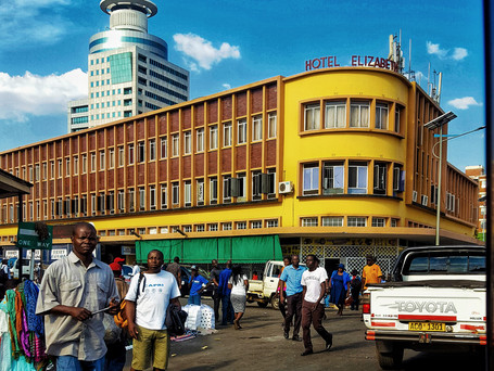 Harare photo series