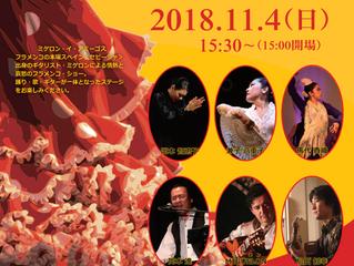 11/4(日) ミゲロン・イ・アミーゴス vol.29
