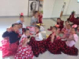 子供クラススナップ写真