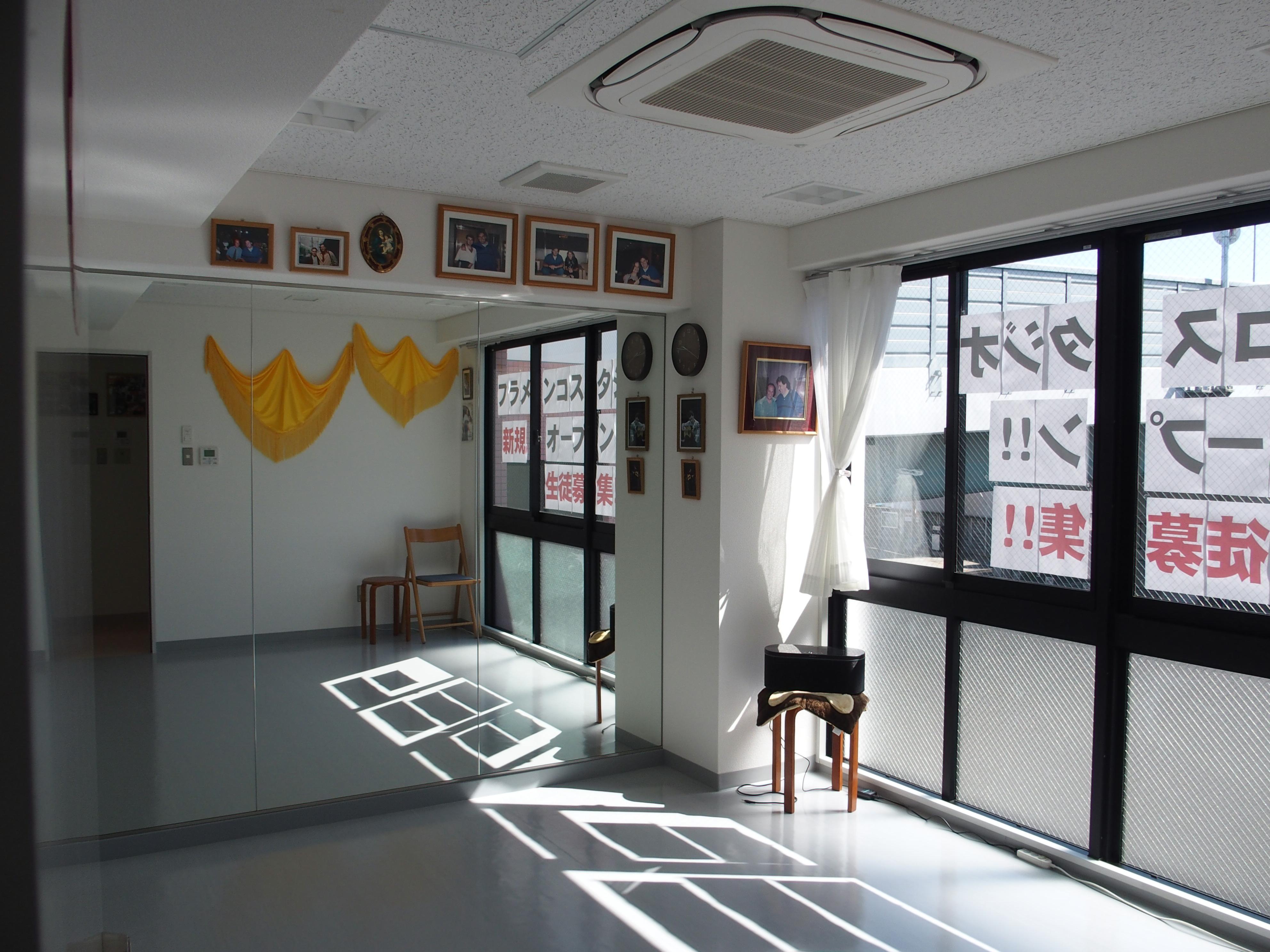 小スタジオ