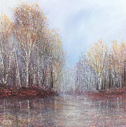 Scent Of Autumn 3   30x30cm