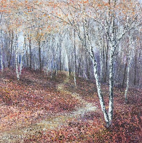 Scent Of Autumn 4      30x30cm