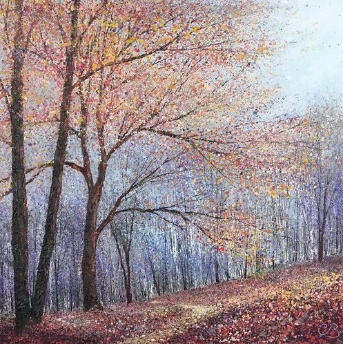 Scent Of Autumn 1   30x30cm